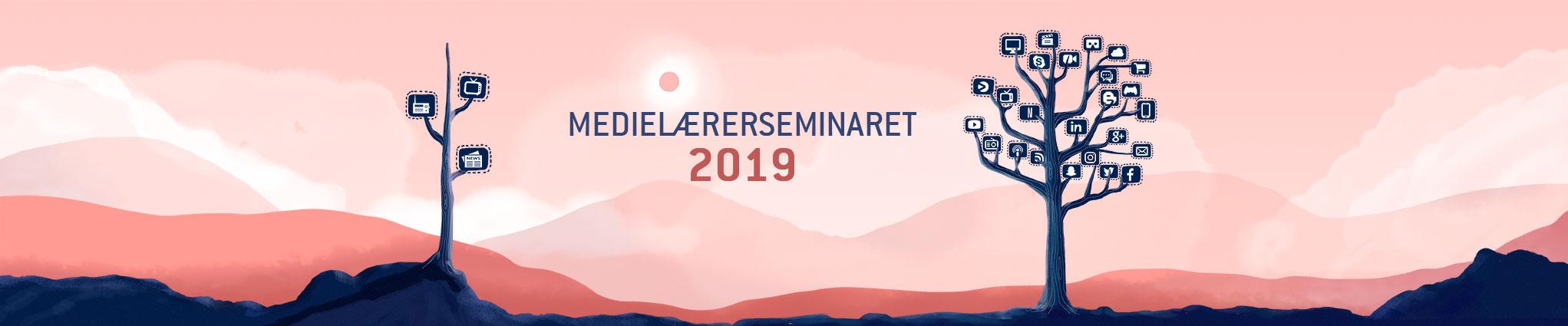 Medielærerseminaret 2019 og NMD19