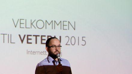 MK-MANN: Jon Kvist er medielærer og leder for medielærernettverket for Vestfold, Telemark og Buskerud (VeTeBu). Foto: Kyrre Brekke Haakaas